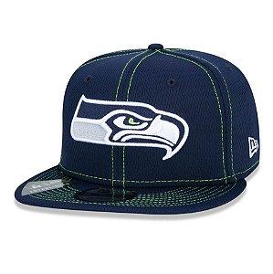 Boné Seattle Seahawks 950 Sideline Road NFL100 - New Era