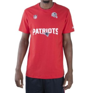 Camiseta New England Patriots Essential Team NFL Logo