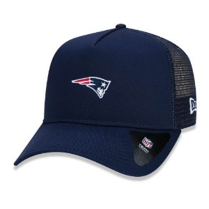 Boné New England Patriots 940 Essentials Trucker - New Era