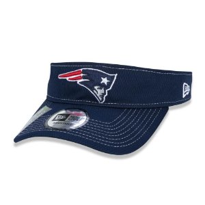Viseira New England Patriots Sideline Road NFL - New Era
