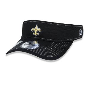 Viseira New Orleans Saints Sideline Road NFL - New Era