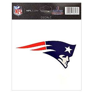 Adesivo Especial New England Patriots Logo NFL