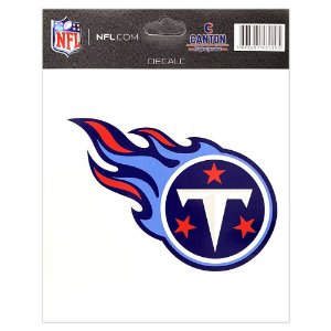 Adesivo Especial Tennessee Titans Logo NFL