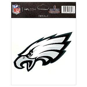 Adesivo Especial Philadelphia Eagles Logo NFL