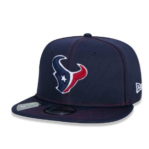 Boné Houston Texans 950 Sideline Road NFL100 - New Era