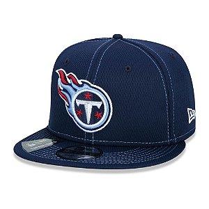 Boné Tennessee Titans 950 Sideline Road NFL100 - New Era