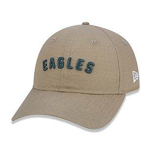 Boné Philadelphia Eagles 920 Ground Kaki - New Era