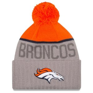 Gorro Touca Denver Broncos Sport Knit - New Era