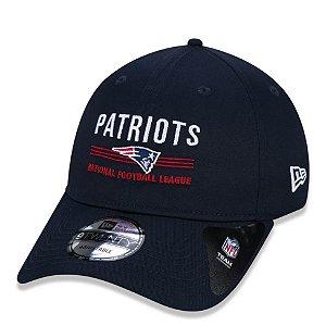 Boné New England Patriots 920 SP Basic Stripes - New Era