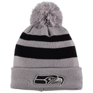Gorro Touca Seattle Seahawks All Gray - New Era
