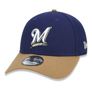 Boné Milwaukee Brewers 940 Team Color - New Era