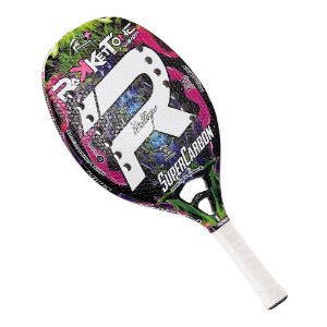 Raquete Beach Tennis Super Carbon 2020 - Rakkettone