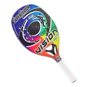 Raquete Beach Tennis Hexagon Super Carbon - Vision