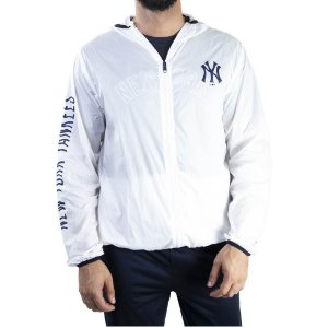 Jaqueta Windbreak New York Yankees Fraldada Colored New Era