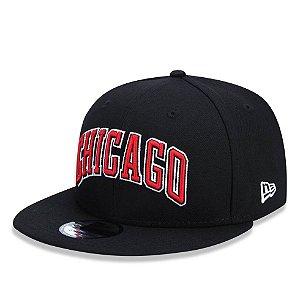 Boné 950 Chicago Bulls Letters Name - New Era