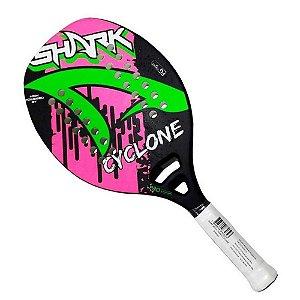 Raquete Beach Tennis Cyclone 2020 - Shark
