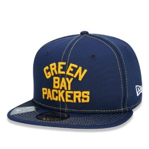 Boné Green Bay Packers 950 Sideline Road Retro - New Era