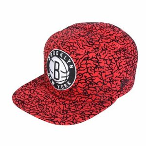 Boné Brooklyn Nets 950 Draft Camu Red - New Era