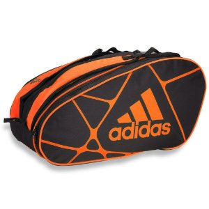 Raqueteira de Padel/Beach Tennis Adidas Control 1.9 Laranja