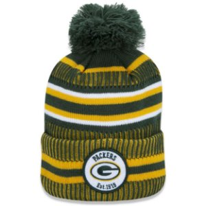 Gorro Green Bay Packers Sideline Road NFL 100 - New Era