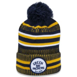 Gorro Green Bay Packers Sideline Retrô NFL 100 - New Era