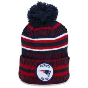 Gorro New England Patriots Sideline Road NFL 100 - New Era