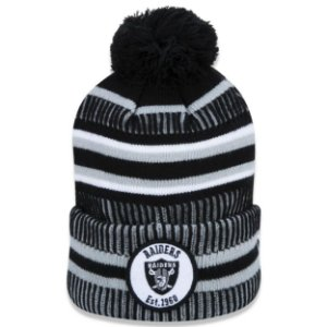 Gorro Oakland Raiders Sideline Road NFL 100 - New Era