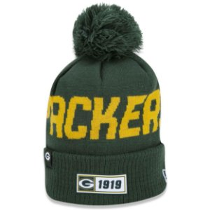 Gorro Green Bay Packers Sideline Home NFL 100 - New Era