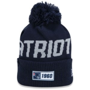 Gorro New England Patriots Sideline Home NFL100 - New Era