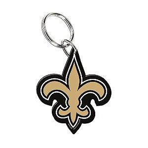 Chaveiro Premium Acrílico New Orleans Saints NFL