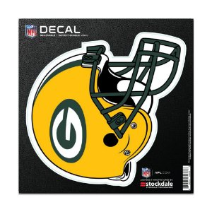 Adesivo All Surface Capacete NFL Green Bay Packers