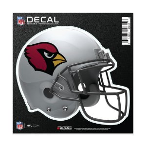 Adesivo All Surface Capacete NFL Arizona Cardinals