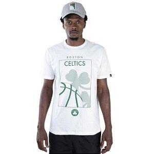 Camiseta Boston Celtics Essentials Square - New Era