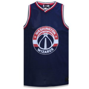 Regata Washington Wizards Open Sport - New Era