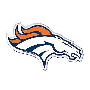Imã Magnético Acrílico Denver Broncos NFL