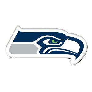 Imã Magnético Acrílico Seattle Seahawks NFL