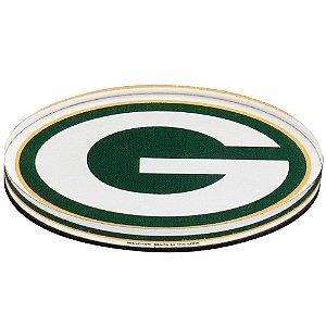 Imã Magnético Acrílico Green Bay Packers NFL