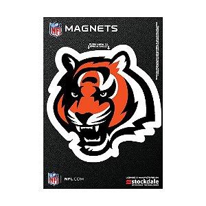 Imã Magnético Vinil 7x12cm Cincinnati Bengals NFL