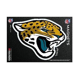 Imã Magnético Vinil 7x12cm Jacksonville Jaguars NFL