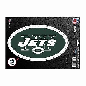 Imã Magnético Vinil 7x12cm New York Jets NFL