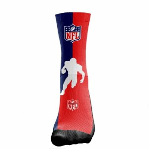 Meia NFL Sublimada Cano longo