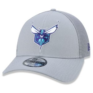 Boné Charlotte Hornets 3930 CS19 Alt Gray - New Era