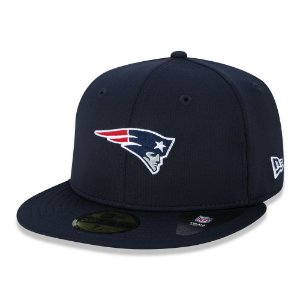 Boné New England Patriots 5950 Reborn Team - New Era