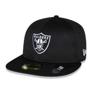 Boné Las Vegas Raiders 5950 Reborn Team - New Era