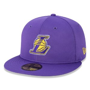 Boné Los Angeles Lakers 5950 Reborn Heritage - New Era