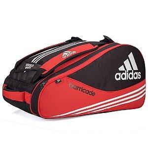 Raqueteira de Padel/Beach Tennis Adidas Barricade 1.8 X8 Vermelho