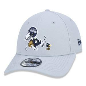 Boné Seattle Seahawks 940 Peanuts Snoopy - New Era