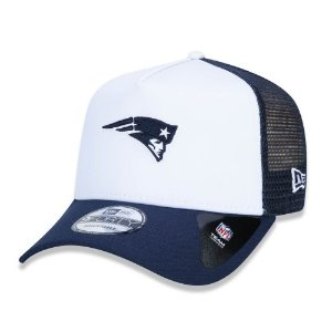 Boné New England Patriots 940 A-Frame 90s Trucker - New Era