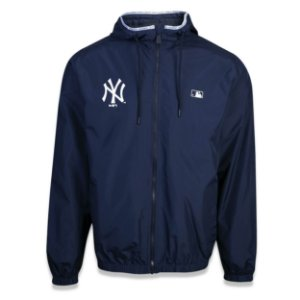 Jaqueta Quebra vento New York Yankees Alkaline Taped - New Era