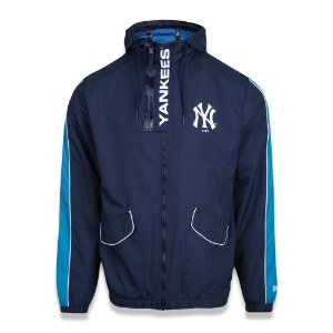 Jaqueta Quebra vento New York Yankees Under Dance Piping - New Era